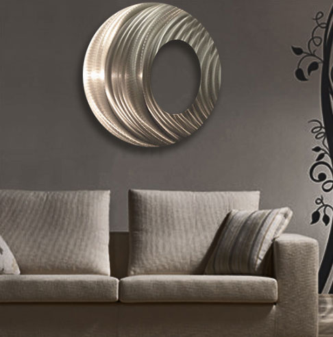 Quality Metal Wall Art By LucSharp Designer U0026 Artist For Home Interior
